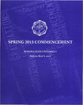 2015 Spring Commencement Program: Winona State University by Winona State University