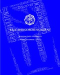 2018 Fall Commencement Program: Winona State University by Winona State University