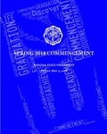2018 Spring Commencement Program: Winona State University by Winona State University