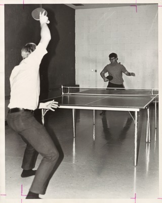Recreation Ping Pong