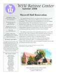 The Retiree Center Newsletter - Summer 2008