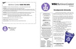 The Retiree Center Newsletter - Winter 2010 by Retiree Center-Winona State University