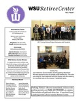 The Retiree Center Newsletter - Spring 2012 by Retiree Center-Winona State University