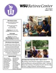 The Retiree Center Newsletter - Fall 2012 by Retiree Center-Winona State University