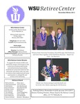 The Retiree Center Newsletter - Winter 2013 by Retiree Center-Winona State University