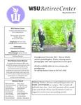 The Retiree Center Newsletter - Summer 2014