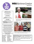 The Retiree Center Newsletter - Fall 2014 by Retiree Center-Winona State University