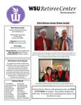 The Retiree Center Newsletter - Spring 2015 by Retiree Center-Winona State University