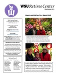 The Retiree Center Newsletter - Summer 2015