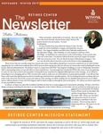 The Retiree Center Newsletter - Winter 2019