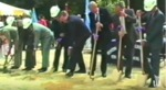 The Groundbreaking for Stark Hall 1990: A Community Event
